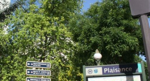 Appartement Alesia - Plaisance