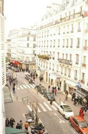 Appartement au Coeur de Montmartre