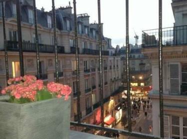 Appartement Beaubourg Le Marais