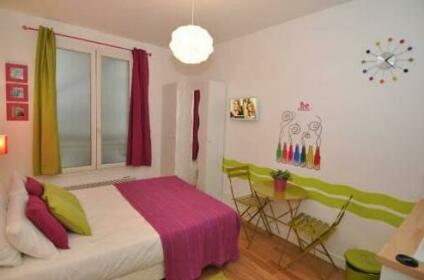 Appartement Pop Montmartre