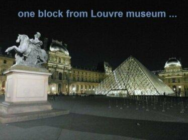 Chambre d hote Louvre Elegant Apt Suite