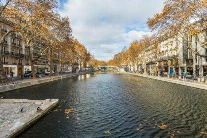 CMG Canal Saint-Martin XV