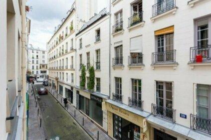 CMG Montorgueil/ Residence Saint Sauveur II