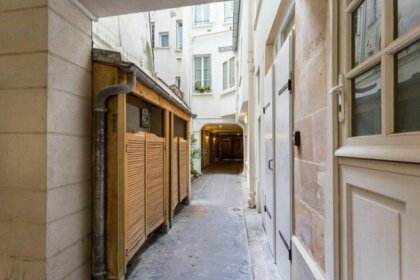 CMG Montorgueil/ Residence Saint Sauveur III