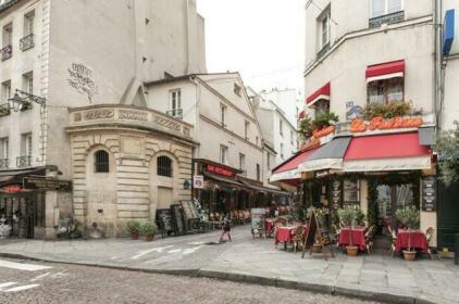 Cosy Monge studio Paris