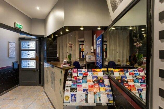 Hipotel Paris Belleville Gare de l'Est- Photo2