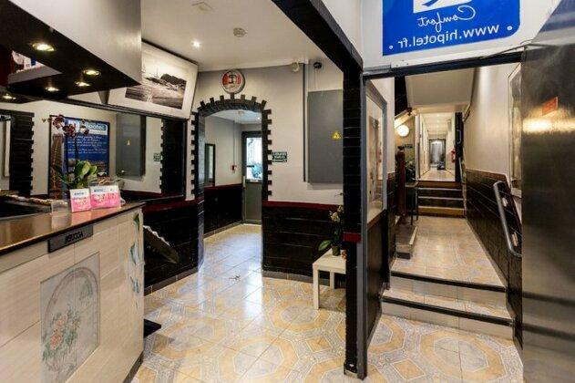 Hipotel Paris Belleville Gare de l'Est- Photo3