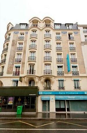 Hipotel Paris Printania Maraichers