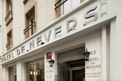 Hotel de Nevers Paris 11e
