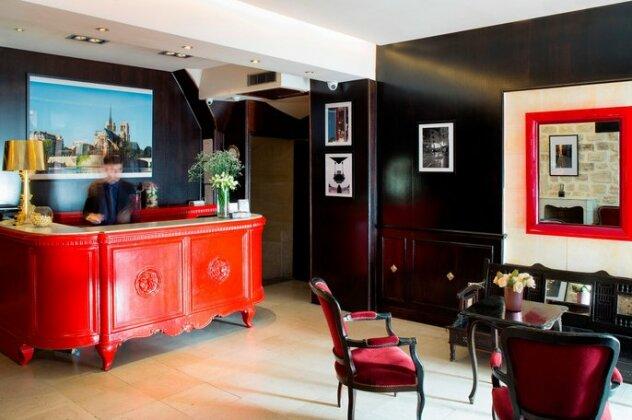 Hotel Europe Saint Severin- Photo3