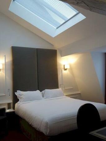 Hotel Moliere Paris- Photo3