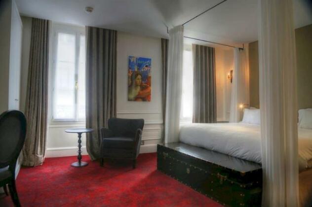 Hotel Moliere Paris- Photo5