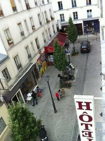 Hotel Paris Bordeaux Menilmontant- Photo4