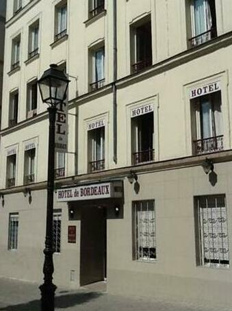 Hotel Paris Bordeaux Menilmontant