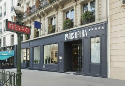 Hotel Paris Opera Managed by Melia