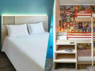 Hotelf1 Paris Porte De Chatillon