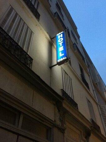 Ideal Hotel Saint Sebastien