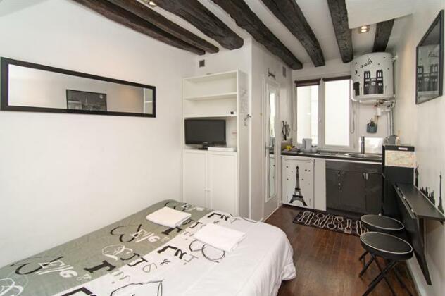 Lovely Cosy Studio Paris- Photo2