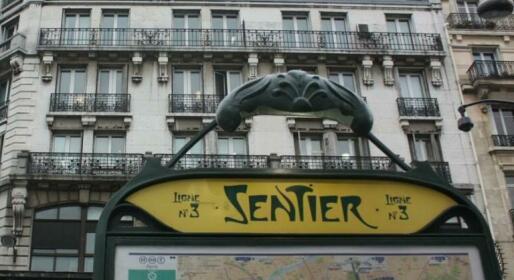Lovely Studio Center of Paris