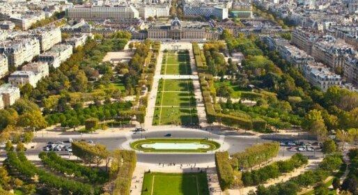Lovely Studio Eiffel Tower - Champ de Mars