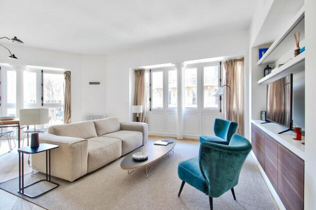 Rue du Louvre - Luxury apartment- Photo3