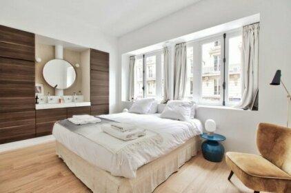 Rue du Louvre - Luxury apartment