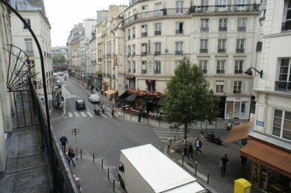 Studio Mezzanine Saint Germain des Pres