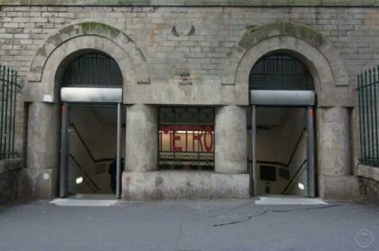 Studio Rollin Quartier Latin
