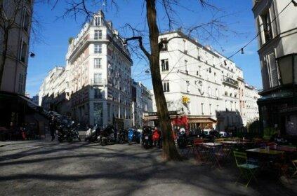 Studios de Charme a Montmartre