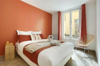 Sublime et neuf appartement centre de Paris Sedaine