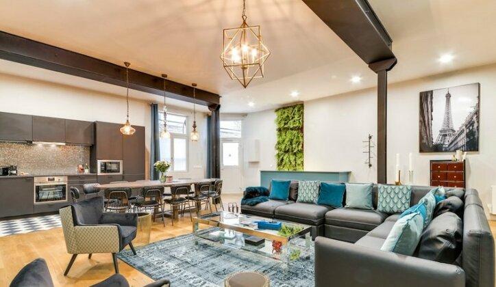 Sweet inn Apartments Les Halles-Etienne Marcel- Photo2