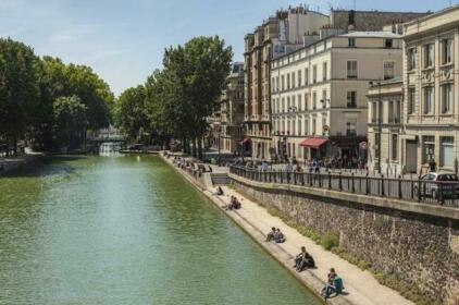 The Canal Saint Martin Duplex - PEB