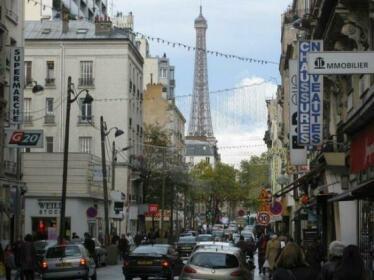 Tour Eiffel Village Saint Charles