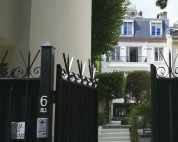 Villa du Square Luxury Guest House