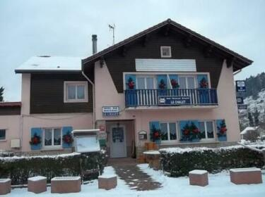 Hotel Restaurant Le Chalet Pierre-Percee