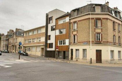 Appartement au pied de la cathedrale Reims