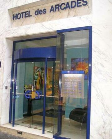 Hotel des Arcades Reims