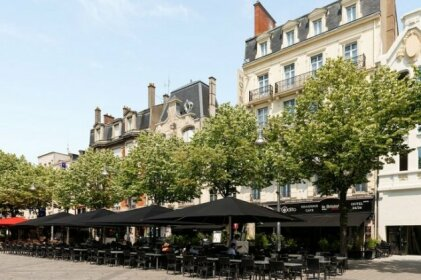 Hotel The Originals Reims Le Bristol