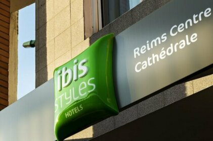 Ibis Styles Reims Centre