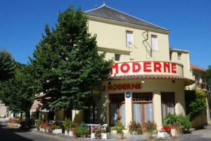 Le Moderne Hotel Saint-Affrique