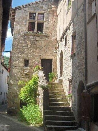 Au Troubadour Saint-Antonin-Noble-Val