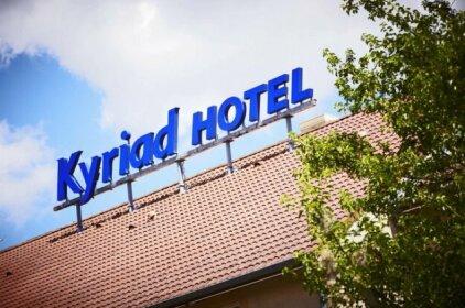 Kyriad Lyon Est - Saint Bonnet De Mure Saint-Bonnet-de-Mure