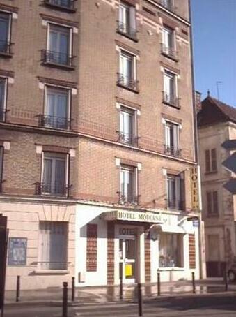 Hotel Moderne Saint-Denis