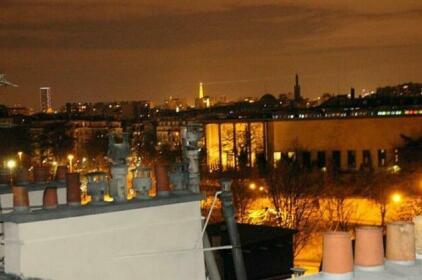 Paris Belle Vue 4 Personnes