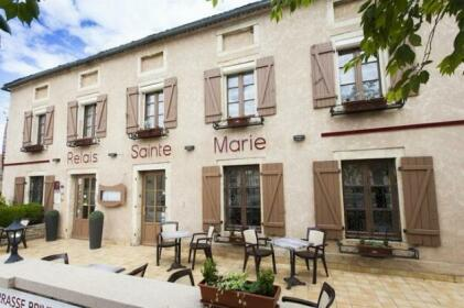 Hotel Relais Sainte Marie la Blanche