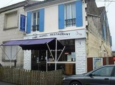 Hotel Restaurant De La Gare Saintes