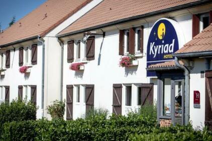 Kyriad Macon Nord - Sance - Parc des Expositions