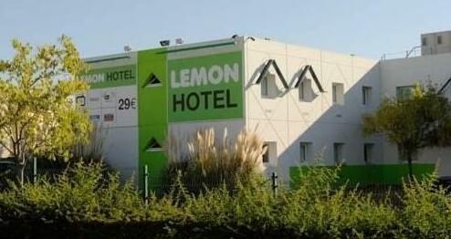 Lemon Hotel Plan de Campagne Marseille