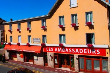 Les Ambassadeurs Hotel Le News - Logis