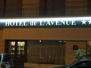 Hotel de L'Avenue Tarbes